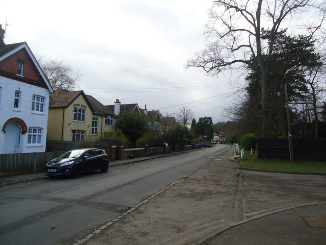 Station Road, Bramley