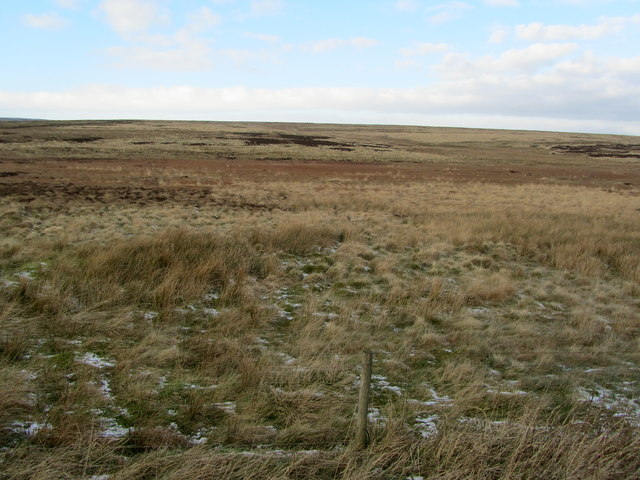 The Moors around Kex Gill