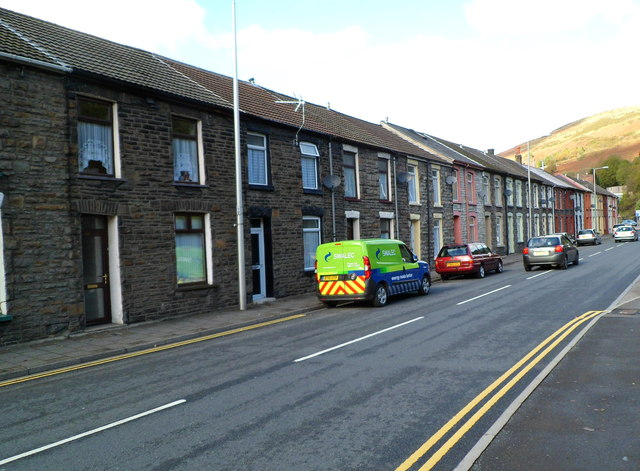 Partridge Road, Llwynypia