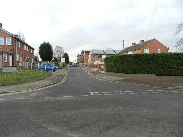 De Wyche Road, off Chequers Lane