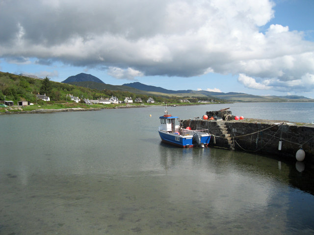 Craighouse jetty