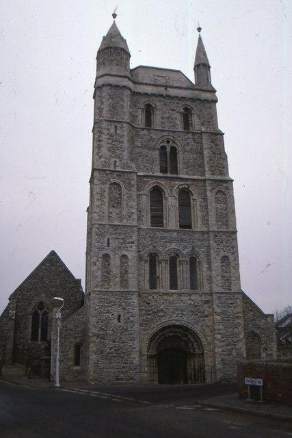 St Nicholas Church, New Romney