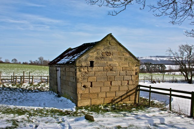Field Barn, East Harlsey
