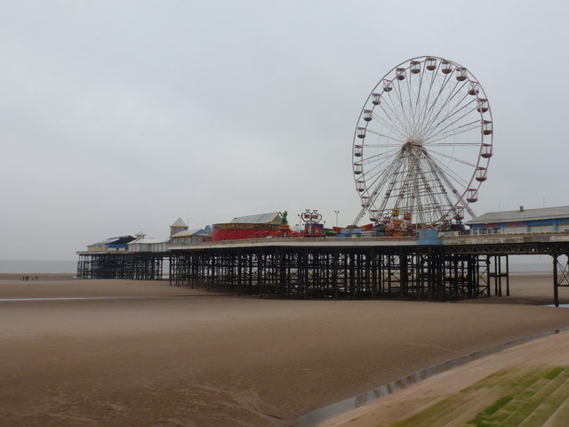 Blackpool: Central Pier