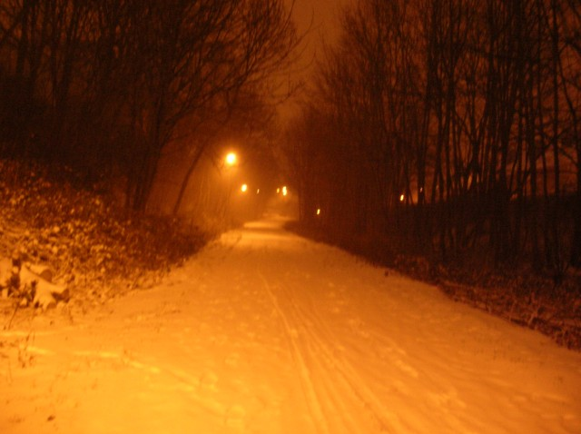 Sustrans route