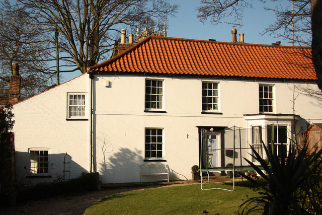 Pottergate Lodge