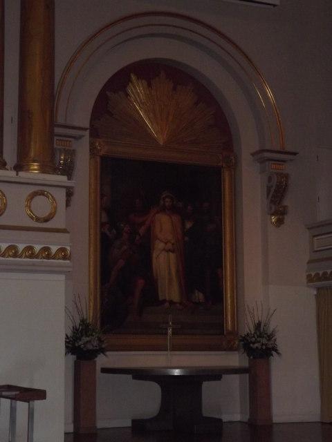 All Souls, Altar