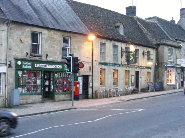 Burford Post Office