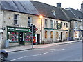 SP2512 : Burford Post Office by Gordon Griffiths