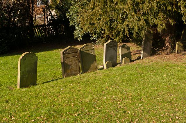 Lee Street Burial Ground