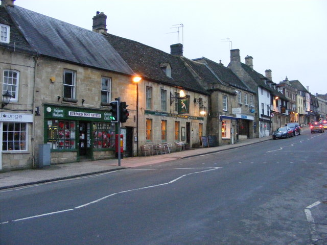 Burford Crossing