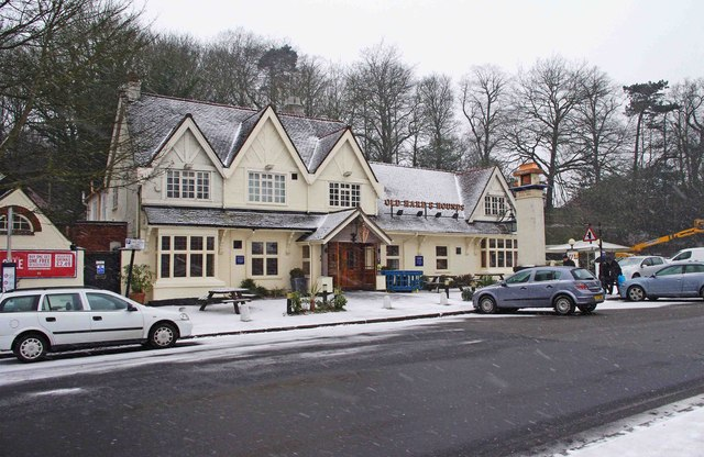 Old Hare & Hounds (1), 426 Lickey Road, Rednal, Birmingham