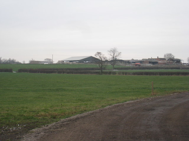 View to Hills Farm