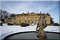 SK3199 : Formal Gardens, Wortley Hall by Wendy North