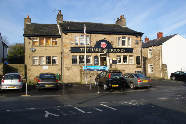 The Hare and Hounds, Padiham