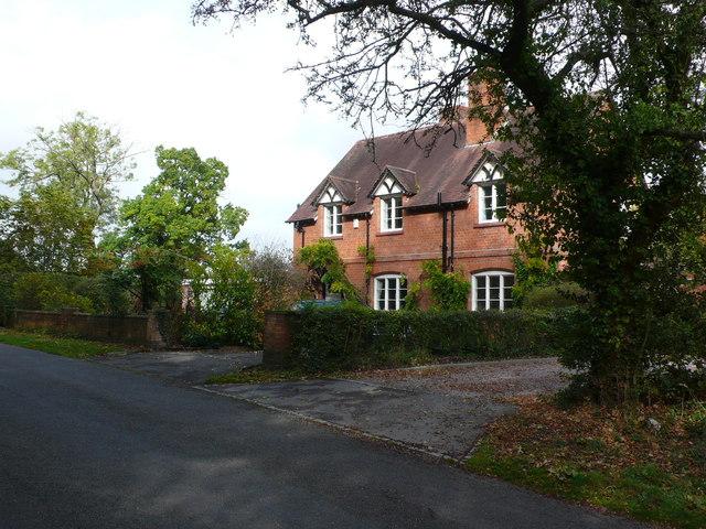 House on Spernall Lane