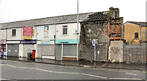 J3574 : Development site, Ballymacarrett, Belfast by Albert Bridge