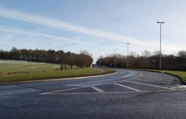 Huddersfield Road West Bretton