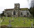 SU0826 : The Church of St John the Baptist, Bishopstone by Maigheach-gheal