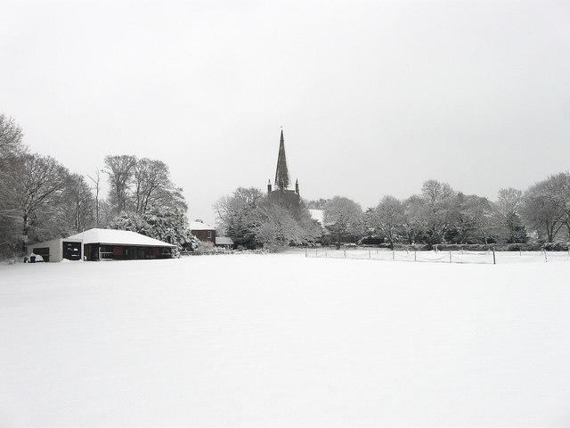 Chiddingly Cricket Ground