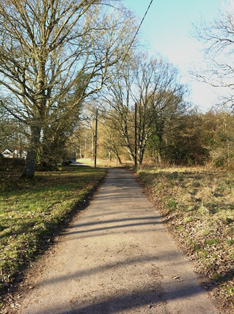 Lordshill Road, Long Common