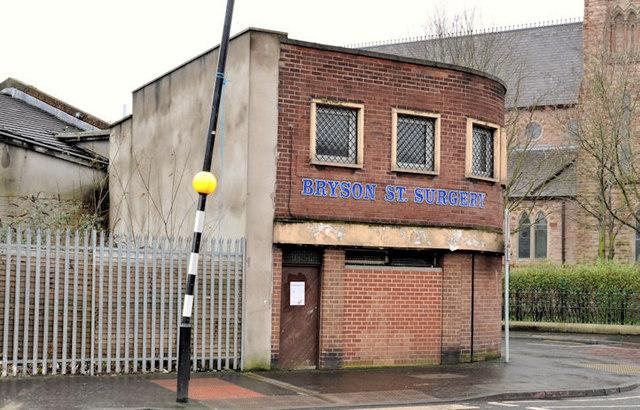 Doctor's surgery, Belfast