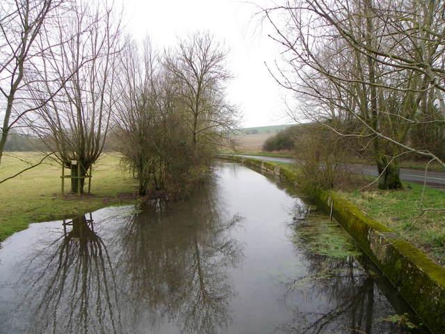 River Ebble, Broad Chalke - 19