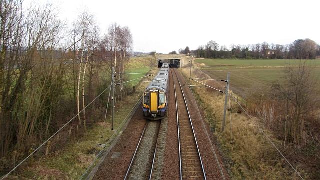North Berwick train