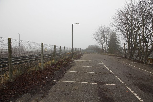 End of the carpark