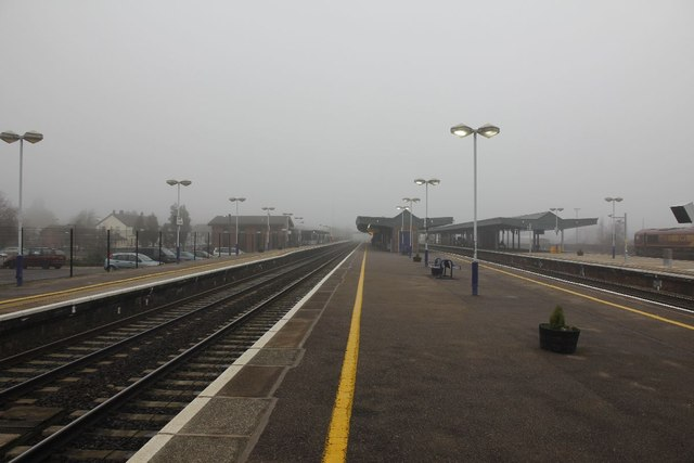 Didcot Station