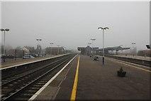SU5290 : Didcot Station by Bill Nicholls