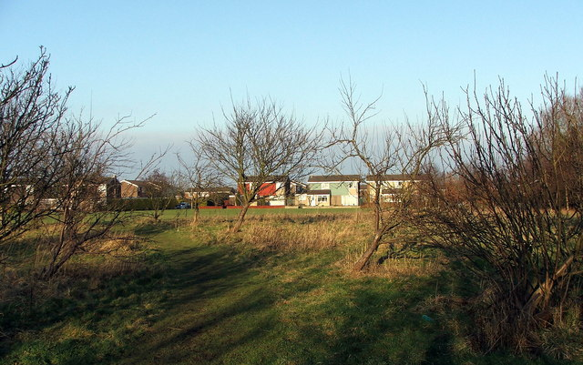 View from Valley Park, Cramlington