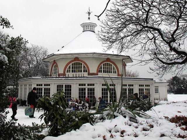 The Pavilion Teahouse
