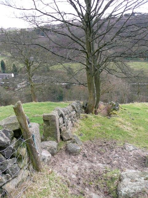 Lower Lumb Lane, Cragg Vale