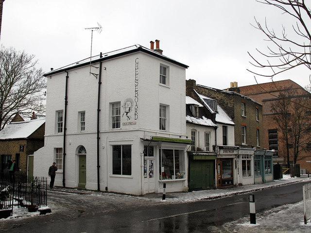 Shops on Royal Hill