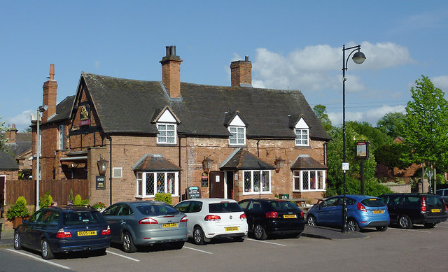 The Star at Penkridge, Staffordshire