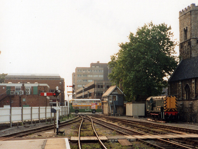 Lincoln Central Station, 1992