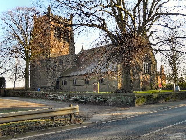 Warburton, St Werburgh's Church