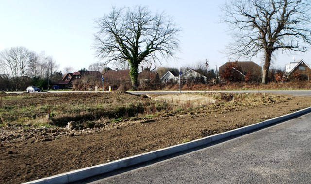 Rerouting of New Road, Hellingly