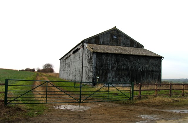 Barn by Wire Lane