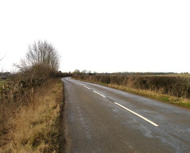 Towards Desborough