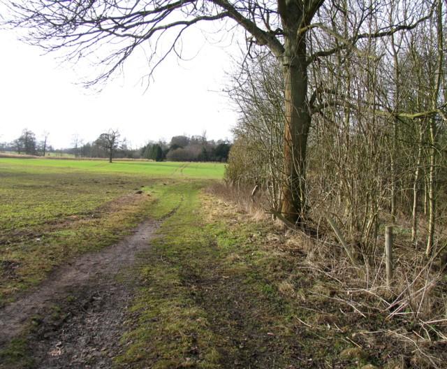 West of Desborough Road