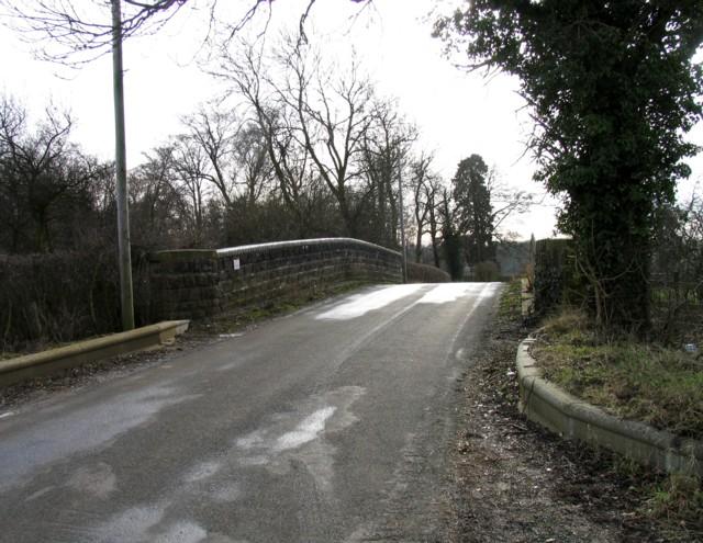 Bridge SPC3/42 over the Midland Main Line