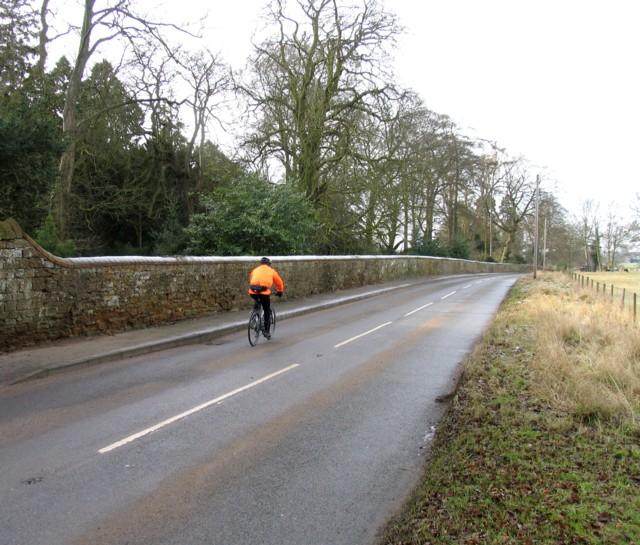 Desborough Road towards Desborough