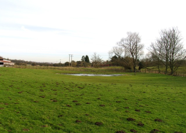 Pond at Pipewell