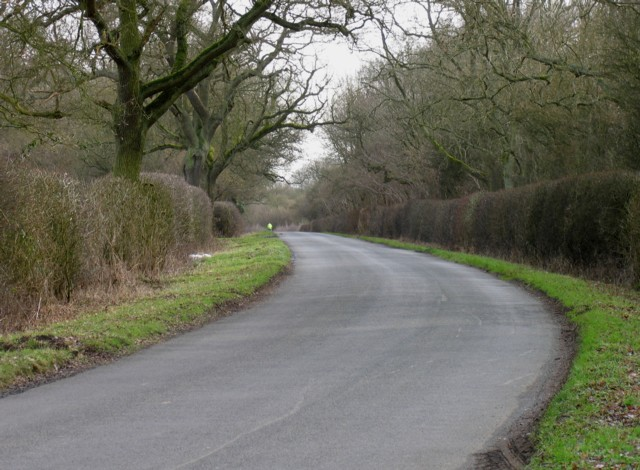 Pipewell Road southwards