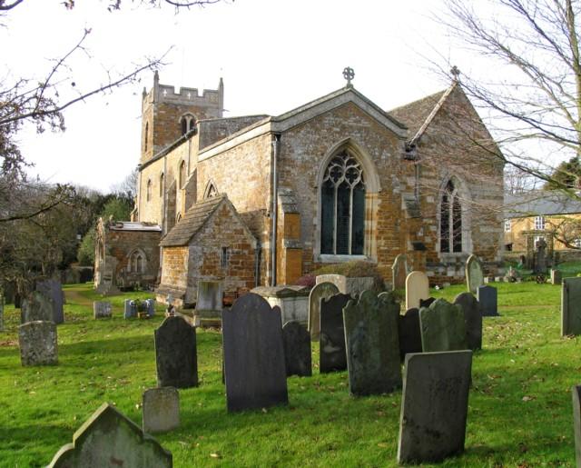 All Saints Rushton