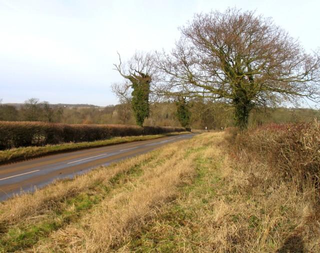 Desborough Road northwards