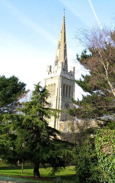 St Peter and St Paul Kettering