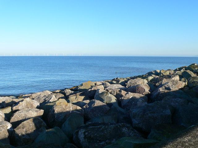 Coastal between Penrhyn Bay and Rhos on Sea